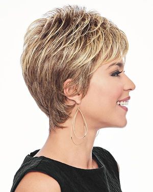 Pretty Short Pixie Synthetic Wig by Hairdo