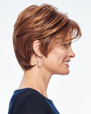 Instant Short Cut Synthetic Wig by Hairdo