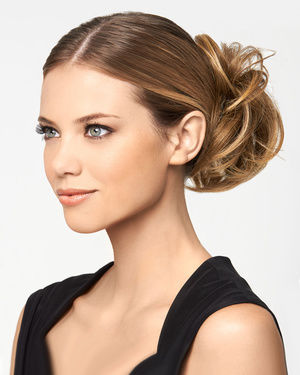 Modern Chignon Hair Piece by Hair Do