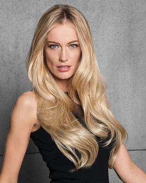 Human Hair Invisible Extension by Hair Do