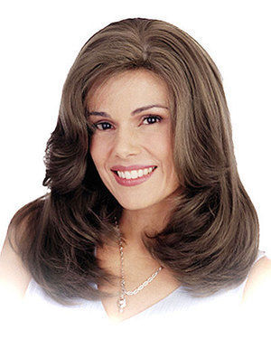 Cheryl Skin Top Synthetic Wig by Helena