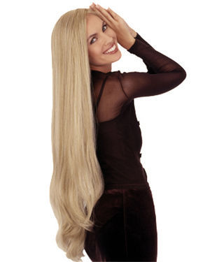 Lady Godiva Skin Top Synthetic Wig by Helena