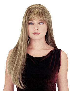 Elle Skin Top Synthetic Wig by Helena