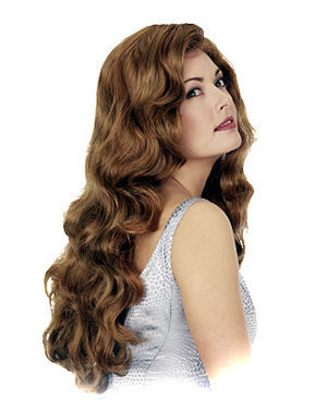 Tango Skin Top Synthetic Wig by Helena