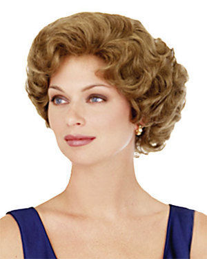 Krissy Skin Top Synthetic Wig by Helena