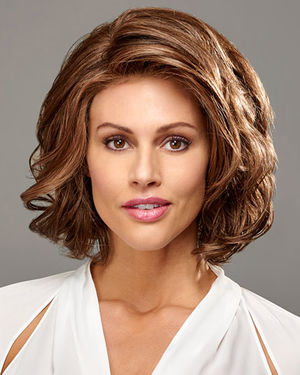 Hayden Lace Front & Monofilament Synthetic Wig by Henry Margu