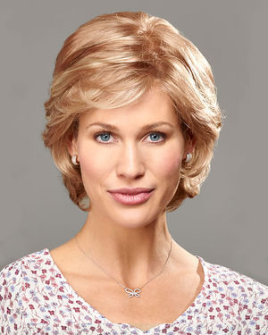 Gianna Lace Front & Monofilament Synthetic Wig by Henry Margu