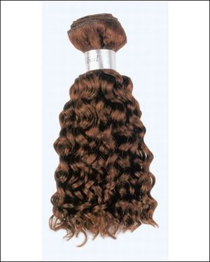 AFDW (10 inch) Human Hair Weaving by Sepia