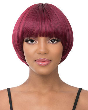 Bocut-2 Synthetic Wig by Its a Wig