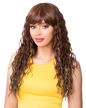 Q Ariel Synthetic Wig by It's a Wig