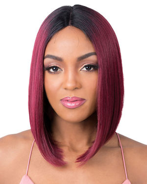 Q Part Alexis Lace Part Synthetic Wig by It's a Wig