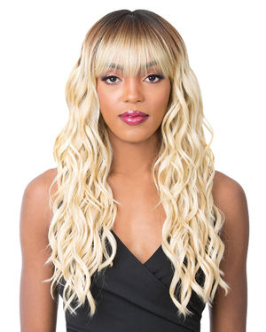 Skylar Lace Part Synthetic Wig by It's a Wig