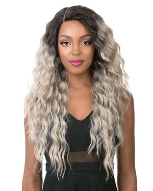 Swiss Lace Sun Dance Lace Front Synthetic Wig by Its a Wig