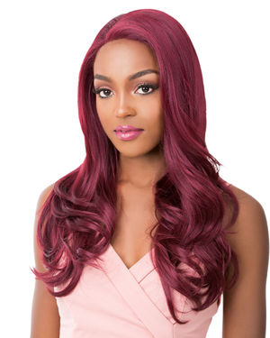 Simply Lace Ingrid Lace Front Synthetic Wig by It's a Wig