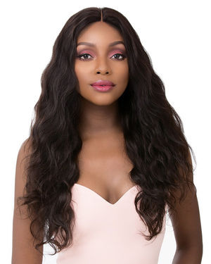 HH 360 S Lace Elara Lace Front Human Hair Wig by Its a Wig