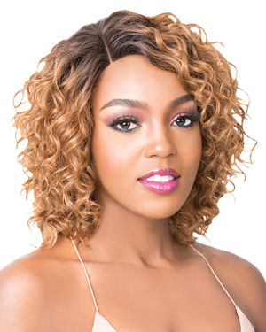 HH S Lace Sonya Lace Front & Lace Part Human Hair Wig by It's a Wig