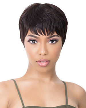 HH Tahara Human Hair Wig by It's a Wig