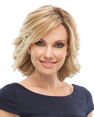 Elizabeth Lace Front & Monofilament Synthetic Wig by Jon Renau