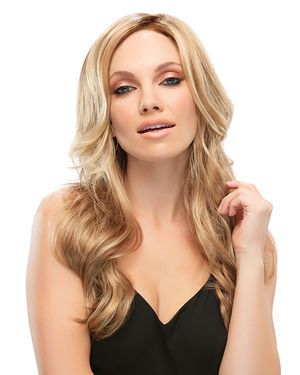 Amber (Exclusive) Lace Front & Monofilament Synthetic Wig by Jon Renau
