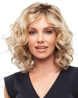 Julianne Petite (Exclusive) Lace Front & Monofilament Synthetic Wig by Jon Renau