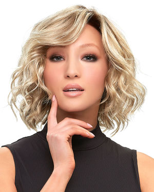 January Hand Tied Lace Front & Monofilament Synthetic Wig by Jon Renau