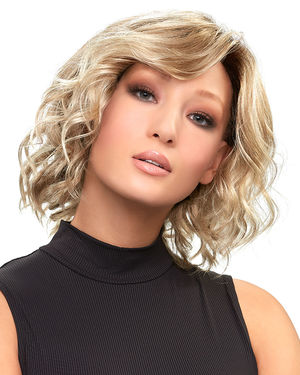 January Hand Tied (Exclusive) Lace Front & Monofilament Synthetic Wig by Jon Renau