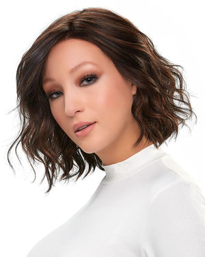 January Petite (Exclusive) Lace Front & Monofilament Synthetic Wig by Jon Renau