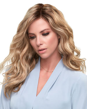 Sarah Large Lace Front & Monofilament Synthetic Wig by Jon Renau