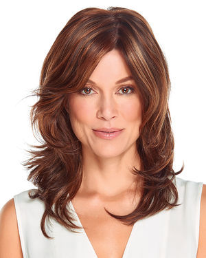 Gigi Lace Front & Monofilament Synthetic Wig by Jon Renau