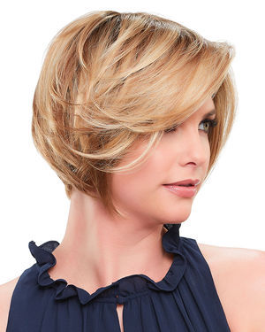 Elisha Petite (Exclusive) Lace Front & Monofilament Synthetic Wig by Jon Renau