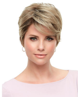 Rose (Exclusive) Lace Front & Monofilament Synthetic Wig by Jon Renau