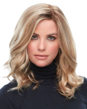 Clair (Exclusive) Lace Front & Monofilament Synthetic Wig by Jon Renau