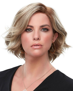 Parker (Exclusive) Lace Front & Monofilament Part Synthetic Wig by Jon Renau