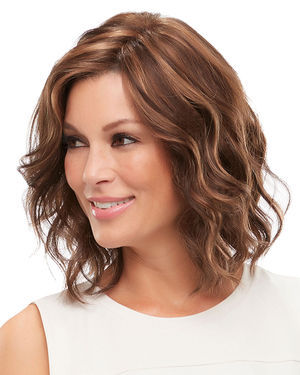Julianne Petite Lace Front & Monofilament Synthetic Wig by Jon Renau