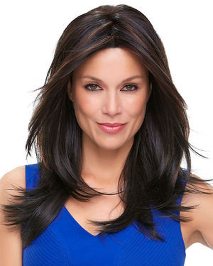 Alessandra Lace Front & Monofilament Synthetic Wig by Jon Renau