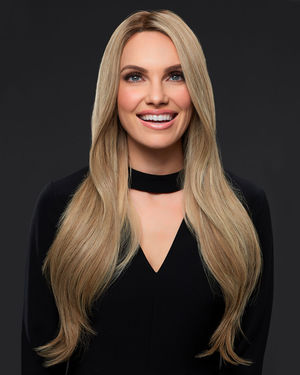 Kim (Exclusive) Lace Front & Monofilament Remy Human Hair Wig by Jon Renau