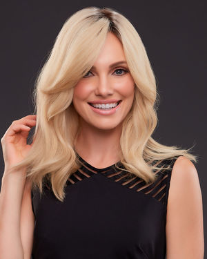 Margot (Exclusive) Lace Front & Monofilament Remy Human Hair Wig by Jon Renau