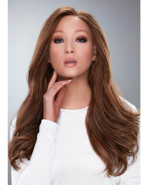 Blake Large (Exclusive) Lace Front & Monofilament Remy Human Hair Wig by Jon Renau