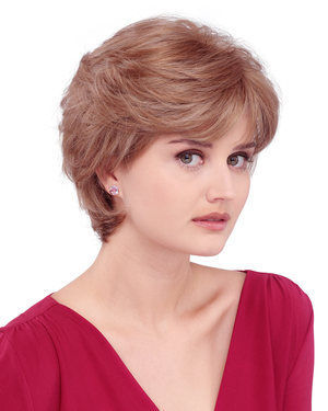 April Petite Monofilament Synthetic Wig by Louis Ferre