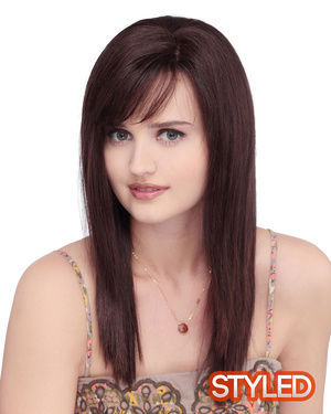Ashley Monofilament Synthetic Wig by Louis Ferre