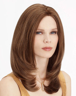 Britney Monofilament Synthetic Wig by Louis Ferre
