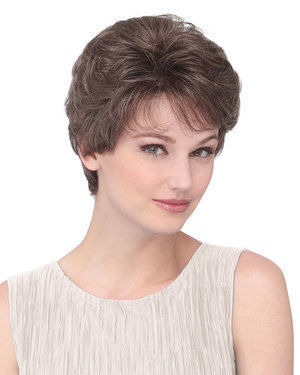 Carla Petite Monofilament Synthetic Wig by Louis Ferre