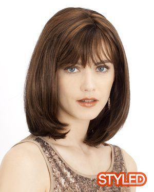 Celine Monofilament Synthetic Wig by Louis Ferre