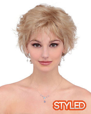 Chevonne Monofilament Synthetic Wig by Louis Ferre