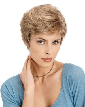 Elyse Petite Monofilament Synthetic Wig by Louis Ferre