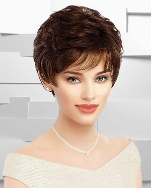 Diana Lace Front & Monofilament Synthetic Hair Wig by Louis Ferre
