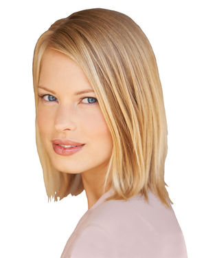 Selena Monofilament Synthetic Hair Wig by Louis Ferre