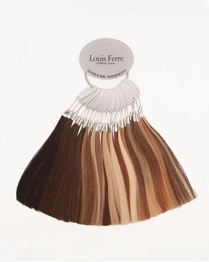 Color Ring (Human Hair) by Louis Ferre