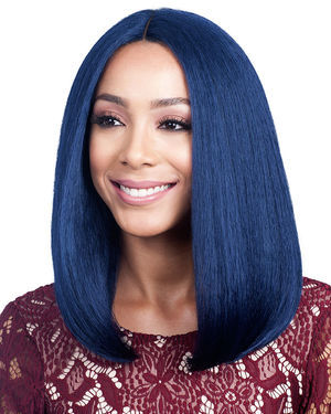 Juba Lace Front Human Hair Blend Wig By Bobbi Boss