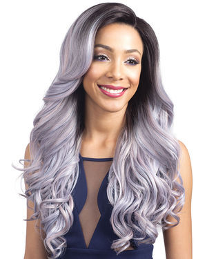 Bala Lace Front Synthetic Wig by Bobbi Boss